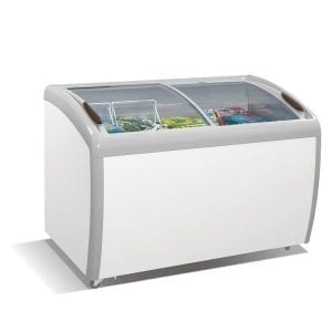 ATOSA MMF9112 – Angle Curved Top Chest Freezer